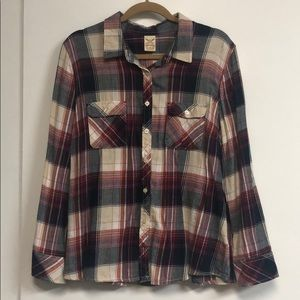 Super soft flannel